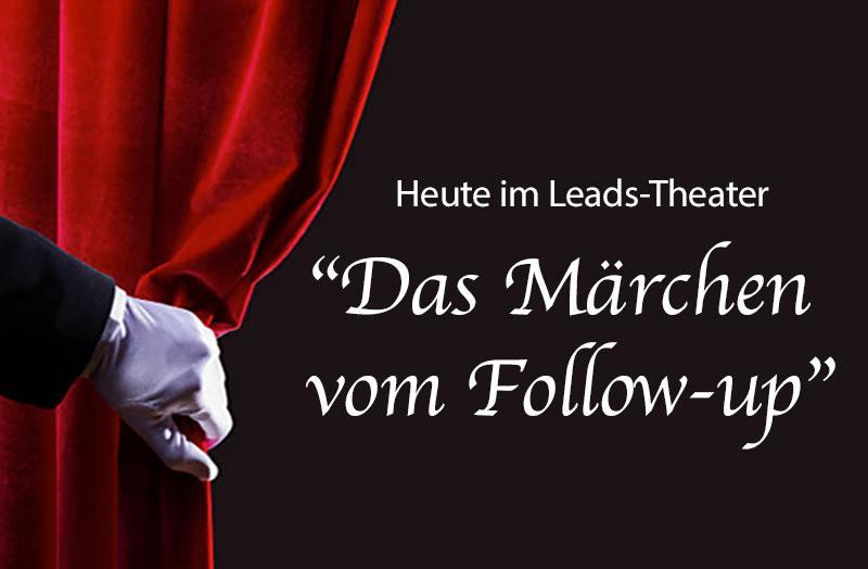 Leads-Management: Schade, wenn's nicht klappt …