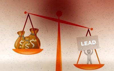 Leadgenerierung: Was darf's denn kosten?