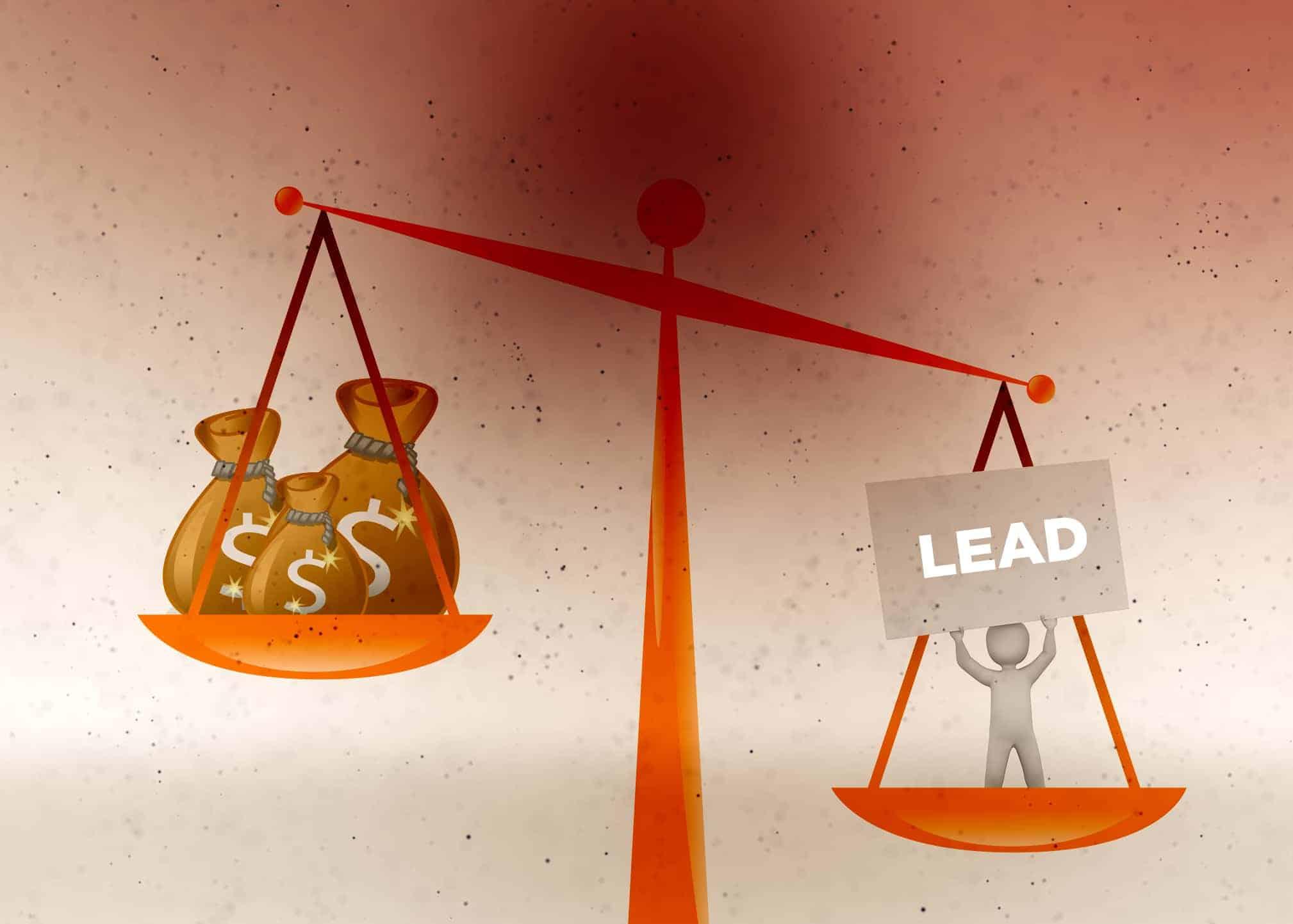 Leadgenerierung: Was darf ein Lead kosten?