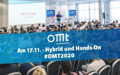 B2B-Marketing-Themen auf dem OMT 2020